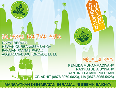 Pamflet Flyer Poster (2011 - 2014)