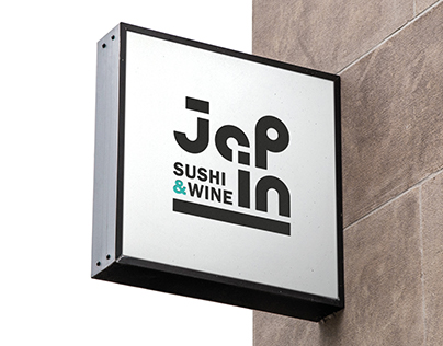 Jap'In - Corporate Identity