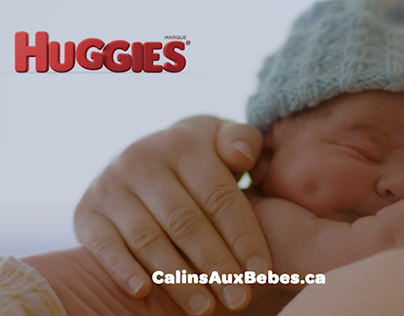 La berceuse des câlins / Huggies Canada
