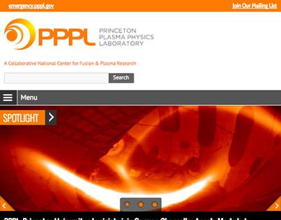Princeton Plasma Physics Lab