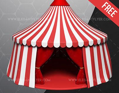 Circus Pack – Free 3d Render Templates