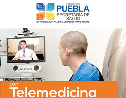 Telemedicina Secretaría de Salud