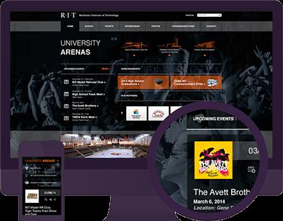 University Arenas