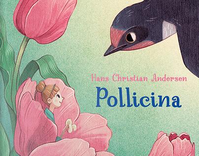 Pollicina, Thumbelina, Mignolina... Cover
