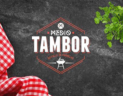 Medio Tambor - Refresh (Brief Universitario)