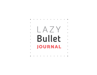 Planner Lazy Bullet Journal