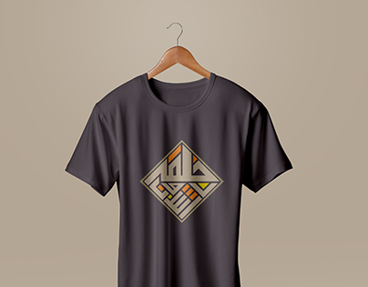 Arabic Islamic Logo and T Shirt Design