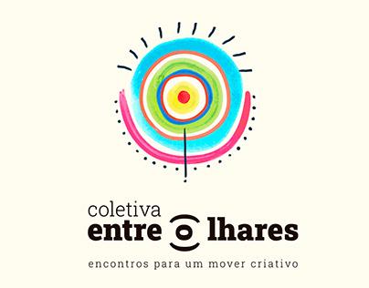 Identidade Visual // coletiva entre(o)lhares