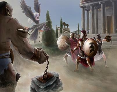 Temple defense