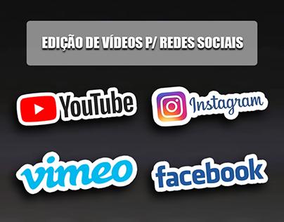 Edição de Vídeos para Redes Sociais