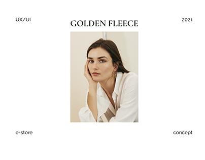 GOLDEN FLEECE - Online store jewelry website.