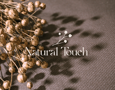 Natural Touch - Branding