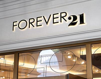 forever 21 rebrand