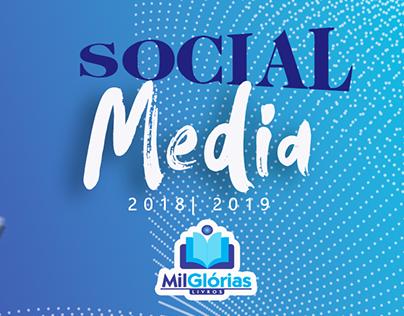 Social Media - Mil Glórias