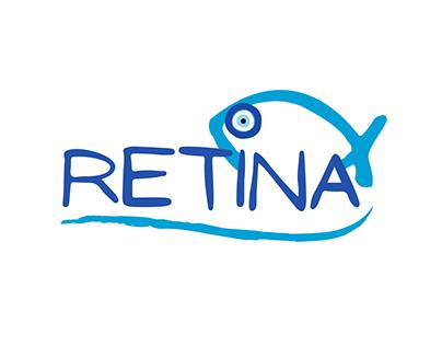Retina   Boat Logo