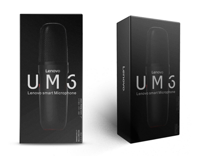 lenovo smart microphone packaging
