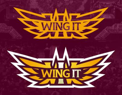 WING IT (Logo para amigos del WOW)