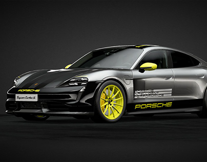 Porsche Intelligent Performance, Taycan Livery