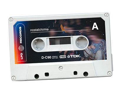 """Nostalchimie"" by LFO Records - Artowrks + clip"