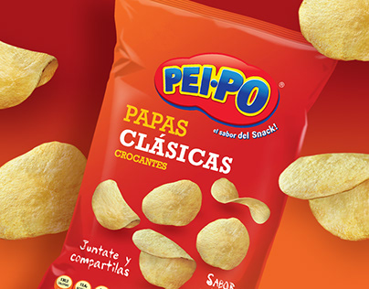 Peipo Snacks - Papas Clásicas y Papas Americanas