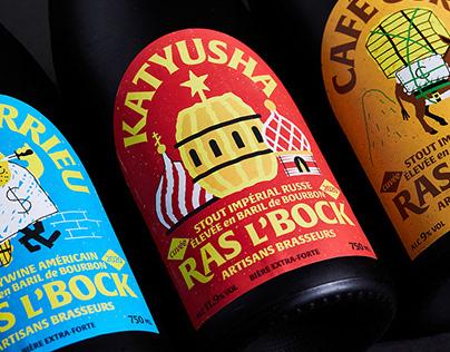 RAS L'BOCK - Packaging