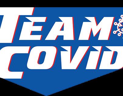 Team Covid t shirts