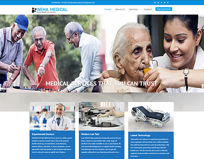 NEHA MEDICAL HOME CARE SERVICES