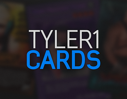 Tyler1 Collector Cards