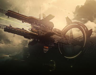 battleship concept