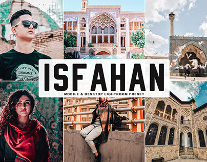 Free Isfahan Mobile & Desktop Lightroom Preset