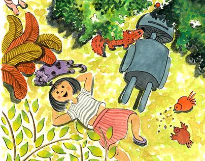 Garden Musings