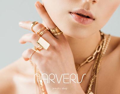 Магазин ювелирных украшений Narveris / Jewelry store