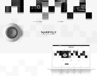 E-commerce Design - Marryluz