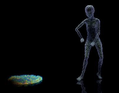Particle dancer