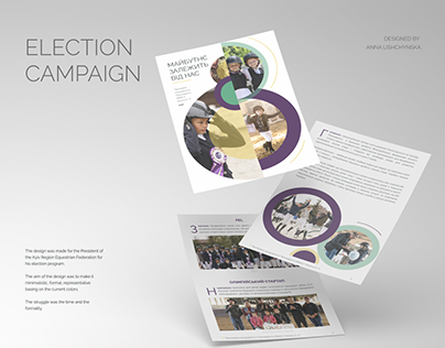 Election campaign to equestrian federation