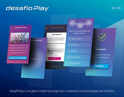 DesafioPlay App