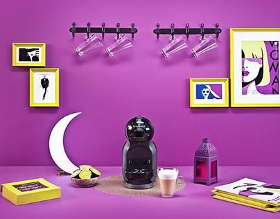 Nescafé Dolce Gusto | Ramadan Coffee Corners Campaign