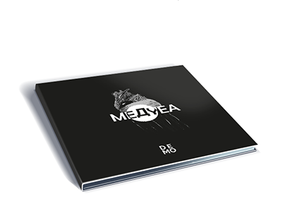 MeAyea CD Packaging