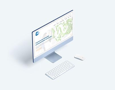 Pollet | Website Design