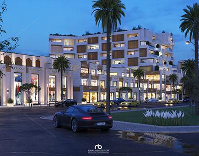 Exterior design   Architectural Visualization