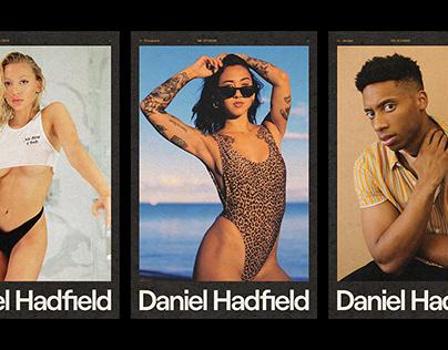 Daniel Hadfield Branding