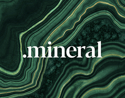.mineral · A Concept Brand