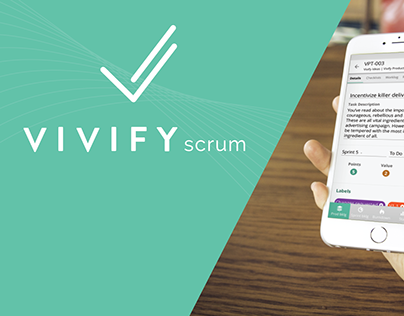 Vivify Scrum Mobile - V2