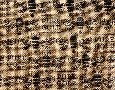 Pure Gold Honey