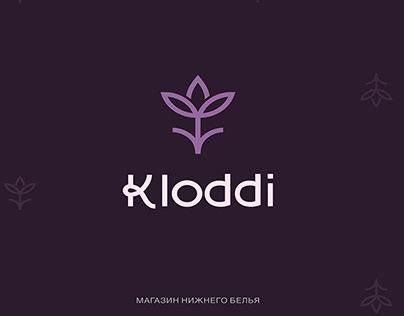 Kloddi brand identity
