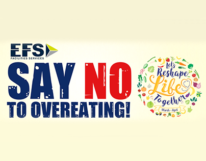 Say No To Overeating!