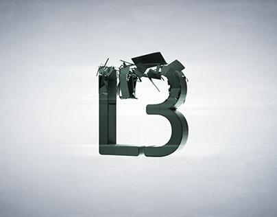 Lightborne Logo Animation