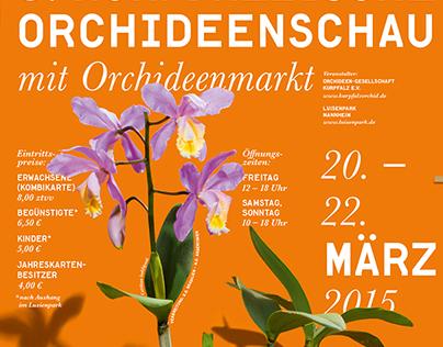 Orchideenschau 15'