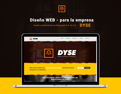 Web Design for  /  DYSE