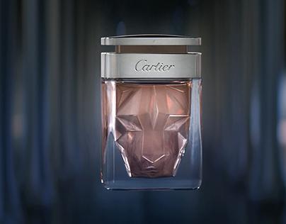 "Cartier ""La Panthère"" by Sean Ellis"